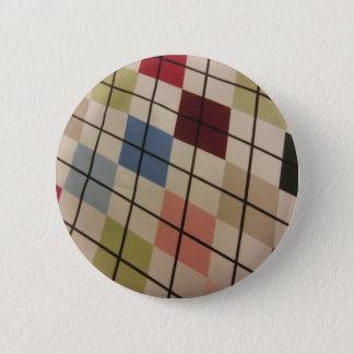 Raute Runder Button 5,1 Cm