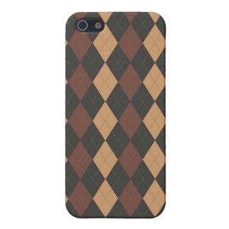 Rauten-Kasten Hülle Fürs iPhone 5