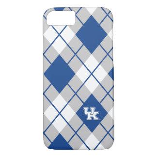 Rauten-Muster Kentuckys | Kentucky iPhone 8/7 Hülle