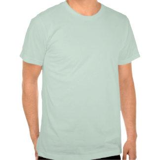 Rauten-Schnee-Flocken-Mustersnowman-T - Shirt