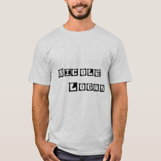 Rauten-Shirt Nicoles Logan T-Shirt