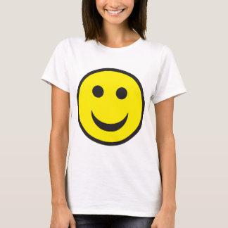 Rave-saurer Haus-smiley T-Shirt
