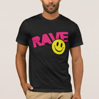 Rave-smiley T-Shirt