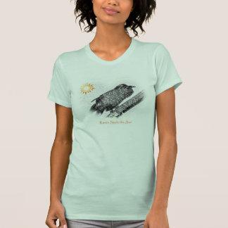 Raven Stola das Sonnedamen Seafoam Amer.App T-Shirt