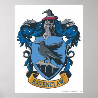 Ravenclaw Wappen 2 Poster
