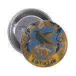 Ravenclaw Wappen HPE6 Runder Button 5,1 Cm