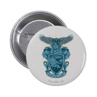 RAVENCLAW™ Wappen Runder Button 5,1 Cm
