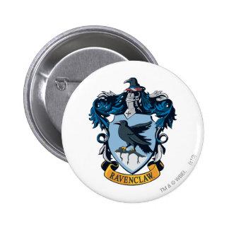 Ravenclaw Wappen Runder Button 5,1 Cm