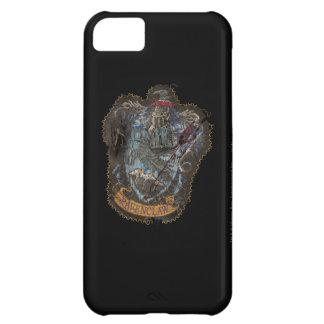 Ravenclaw Wappen - zerstört iPhone 5C Hülle