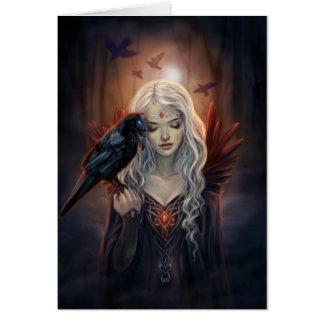 Ravenkin Karte