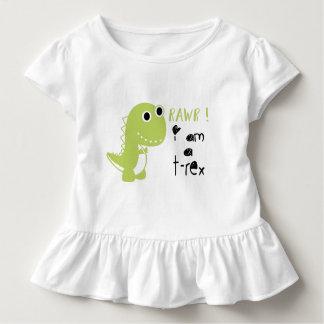 rawr dinosaur t-rex kleinkind t-shirt