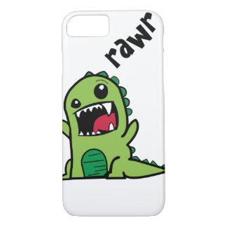 Rawr Dinosaurier iPhone 8/7 Hülle