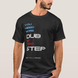 """Rawr! Es ist ein Zombie """"DUBSTEP """" T-Shirt"""