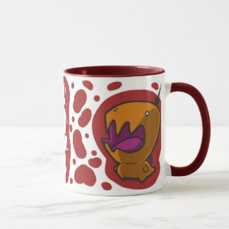 Rawr Monster-Tasse Tasse
