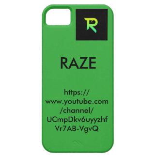 RAZE Telefonkasten Hülle Fürs iPhone 5