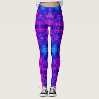 Razzle blenden Yoga-Meister in der Himbeere Leggings