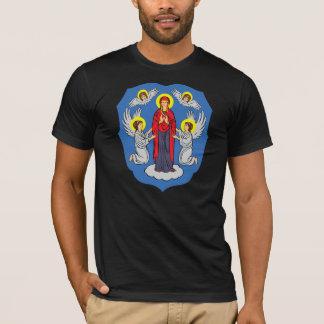 RB Jungfrau und Engel (Front) T-Shirt