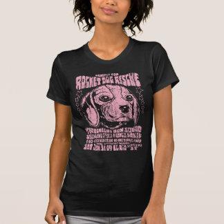 RDR Nutzen-Plakat (Vintages Rosa) T-Shirt