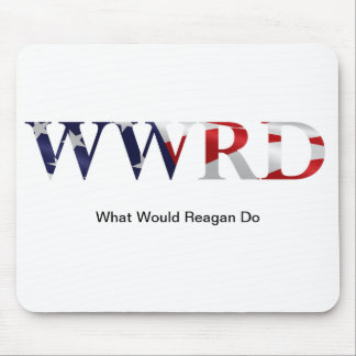 Reagan-Fan Mousepad