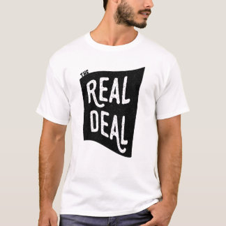 Realer The Deal T-Shirt
