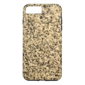 Realistisches Granit-Marmor-Beschaffenheits-Foto iPhone 8 Plus/7 Plus Hülle