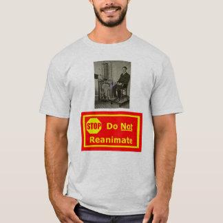 Reanimate nicht! #2 T-Shirt