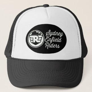 REB500 - Reiter-Fernlastfahrer Sydneys Enfield Truckerkappe