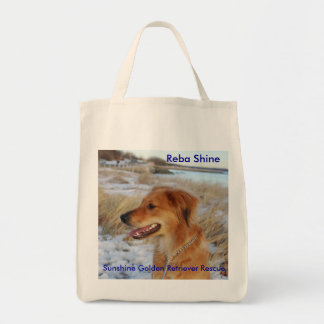 REBA SHINE Tasche/Geschäfts-Tasche - Sonnenschein  Einkaufstasche