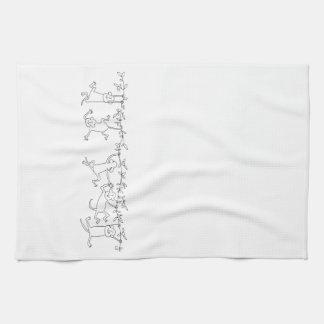 Rebe-O-Gelder Handtuch