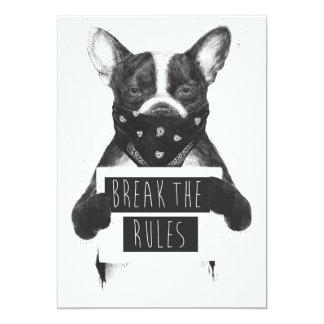 Rebellenhund Karte