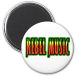 Rebellenmusik Kühlschrankmagnete