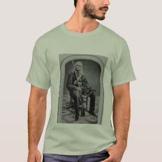 Rebellensoldat Edmund Ruffin T-Shirt