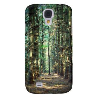 Rebellisches Baum-Foto Galaxy S4 Hülle