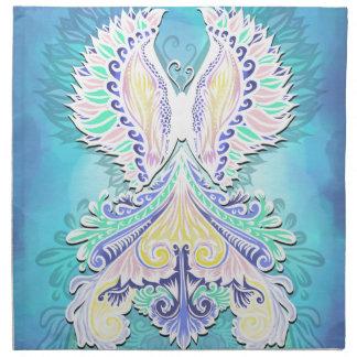 Reborn - Licht, Böhme, Spiritualität Stoffserviette