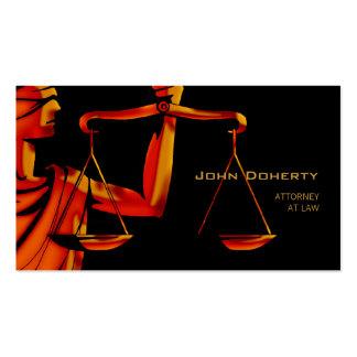 Visitenkarten für Rechtsanwälte