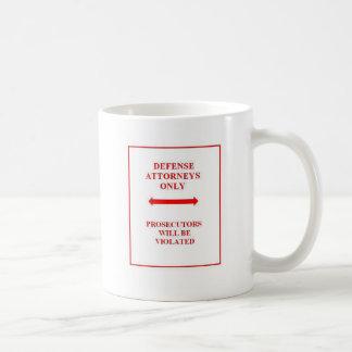 Rechtsanwalt-Geschenk Kaffeetasse