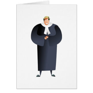 Rechtsanwalt Karte