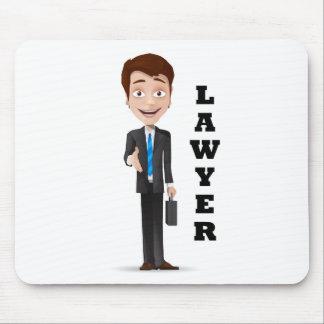 """Rechtsanwalt "" Mousepad"