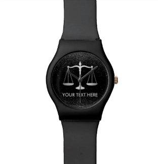 Rechtsanwalt-Rechtsanwalt am Uhr