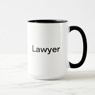 Rechtsanwalt-Tasse Tasse