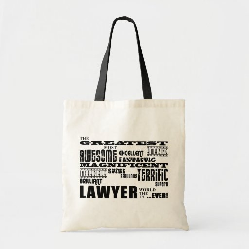 Rechtsanwälte: Bestster Rechtsanwalt Tasche
