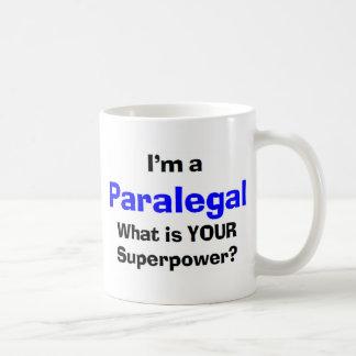 Rechtsassistent Kaffeetasse