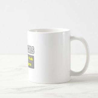 Rechtsassistenten… intelligenter kaffeetasse