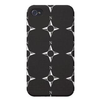 Rechtweisend Nord Etui Fürs iPhone 4