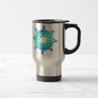 Rechtweisend Nord-Führer Teetassen