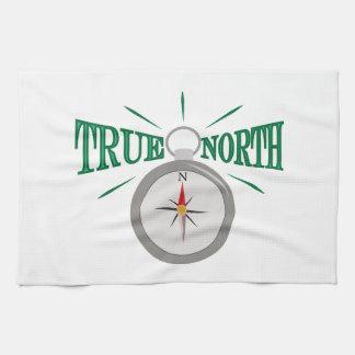 Rechtweisend Nord Handtücher