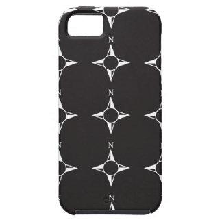 Rechtweisend Nord iPhone 5 Schutzhüllen