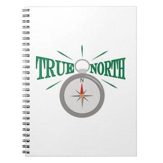 Rechtweisend Nord Notizbücher