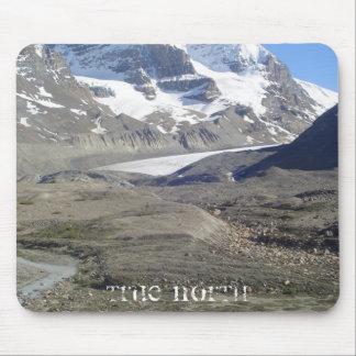 Rechtweisend Nord Rockey Berg Mauspads