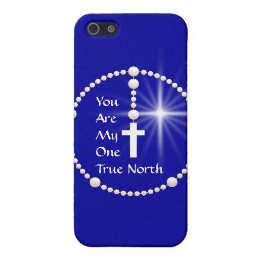 Rechtweisend Nord-Rosenbeet iPhone 5 Etui